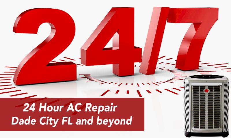 24 Hour AC Repair Company Dade City Super Heat & Air