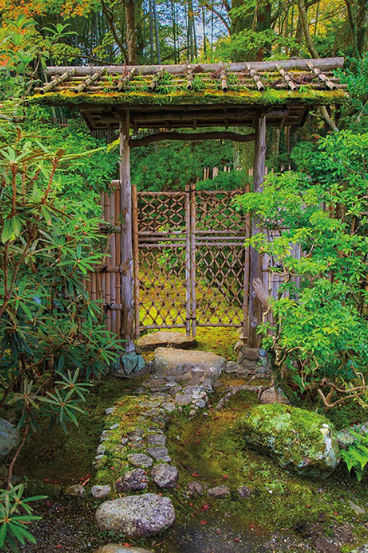 Perfect Serene Photos Highlight The Tranquil Beauty Of 100 Japanese Gardens