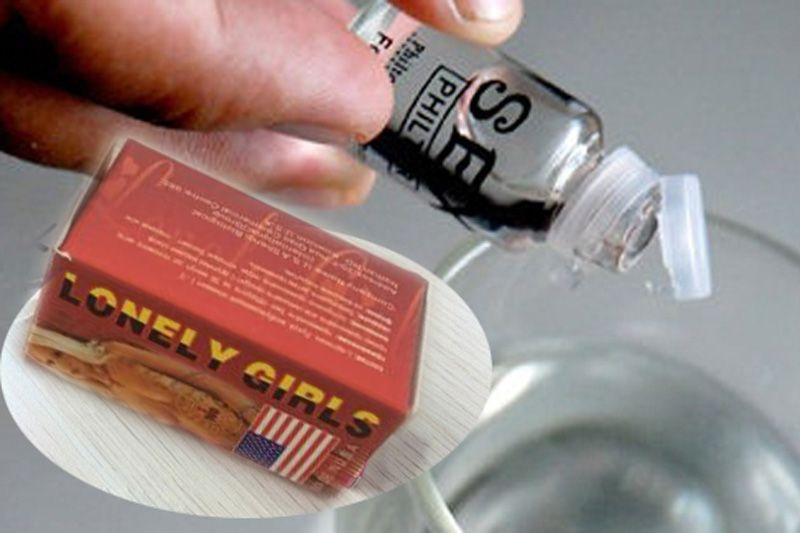 Pha thuốc kích dục Filter vào rượu nhanh chóng tác dụng trở lại