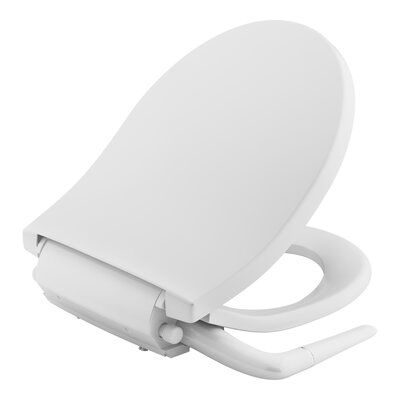 Kohler Puretide Manual Cleansing Round Toilet Seat Bidet Finish