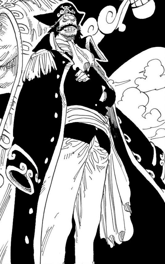 Gol D. Roger Anime One Piece Birthday December 31