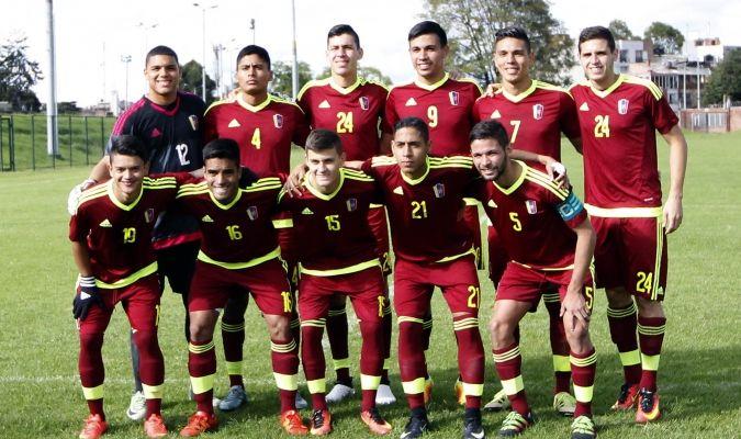 (TODOS SOMOS VINOTINTO) RAUL BUSTAMANTE PNI 28032: La Vinotinto sub-20 ganó amistoso en Bogotá