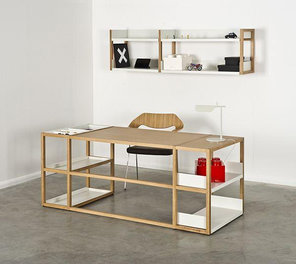 Marina Bautier furniture Pinterest Escritorios