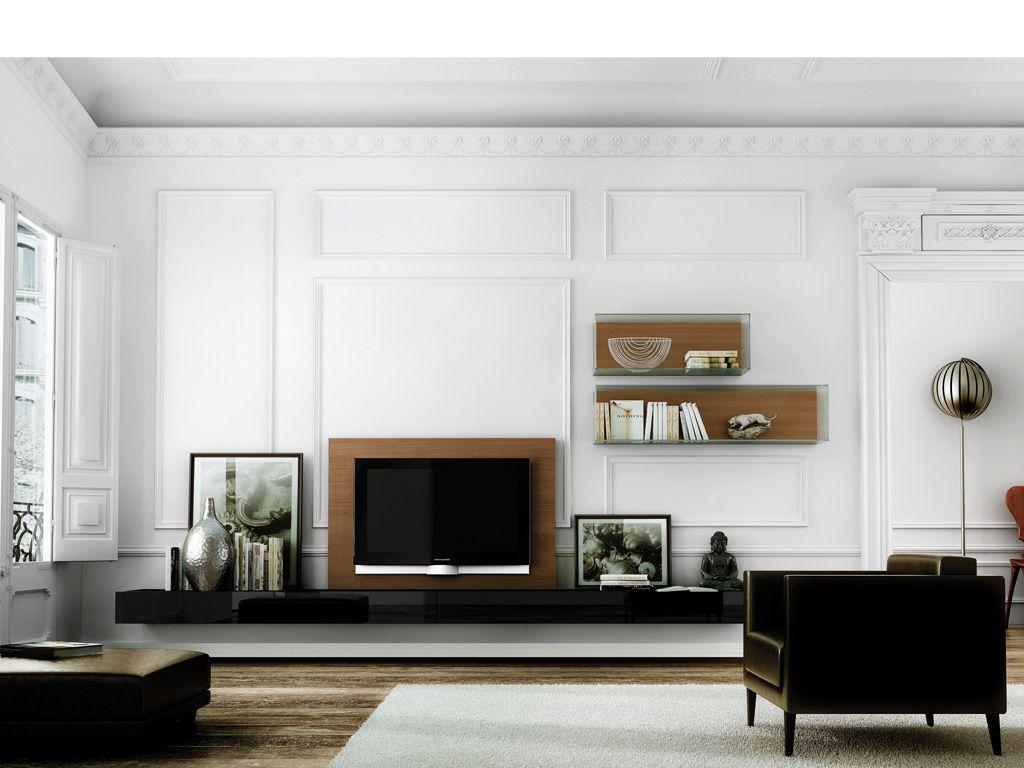 Carré -Furniture S.A. | parisian | Pinterest | Living rooms, Tv ...