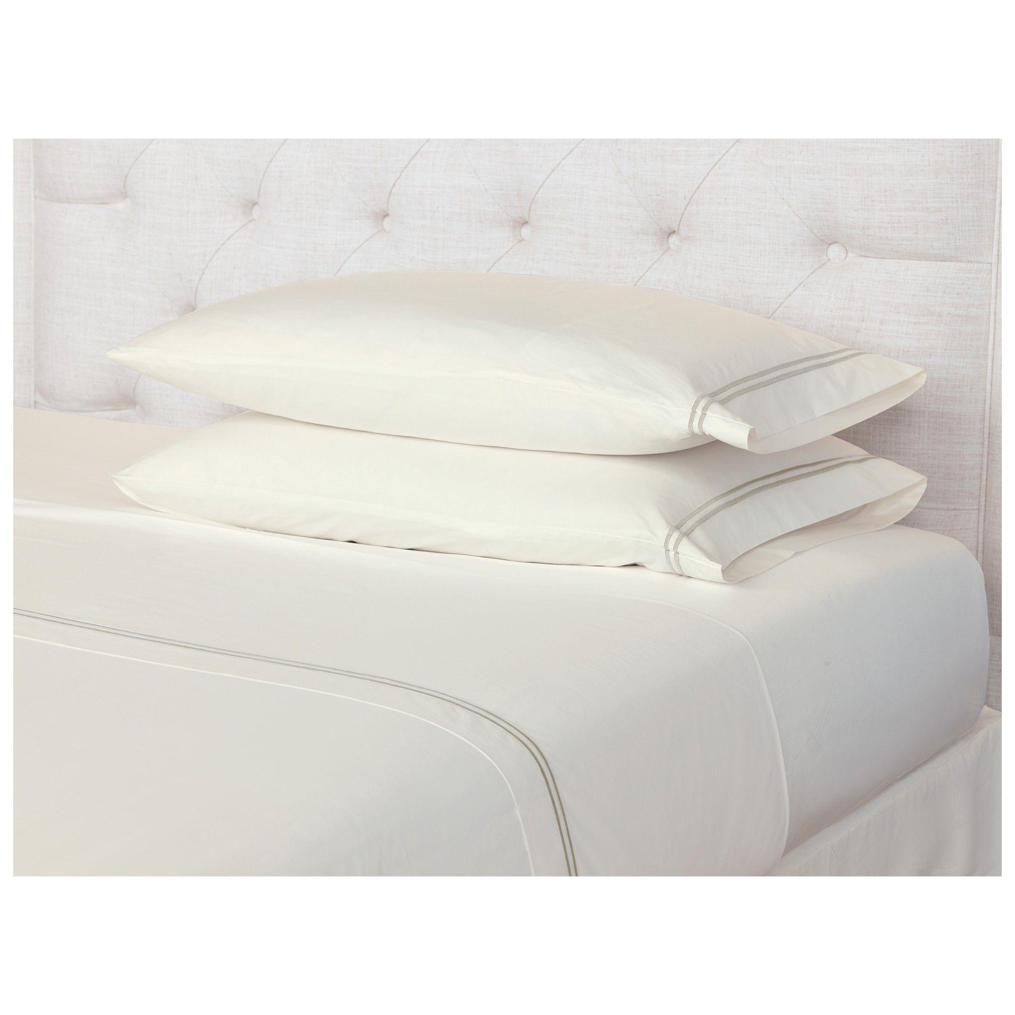Caserta sheet set ivory bed u bath products curated kravet