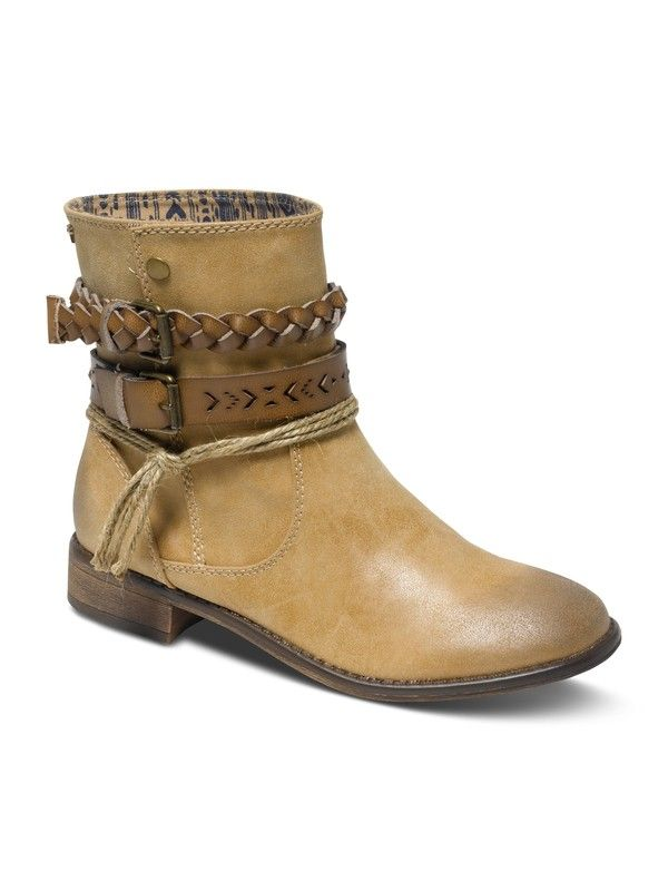 roxy, Skye Ankle Boots, BROWN (brn)