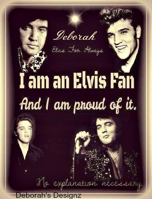 I Am An Elvis Fan Elvis Presley Elvis Presley Photos Elvis