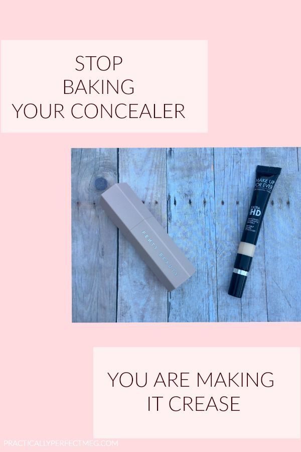 Concealer Creasing: How To Prevent Your Concealer From Creasing