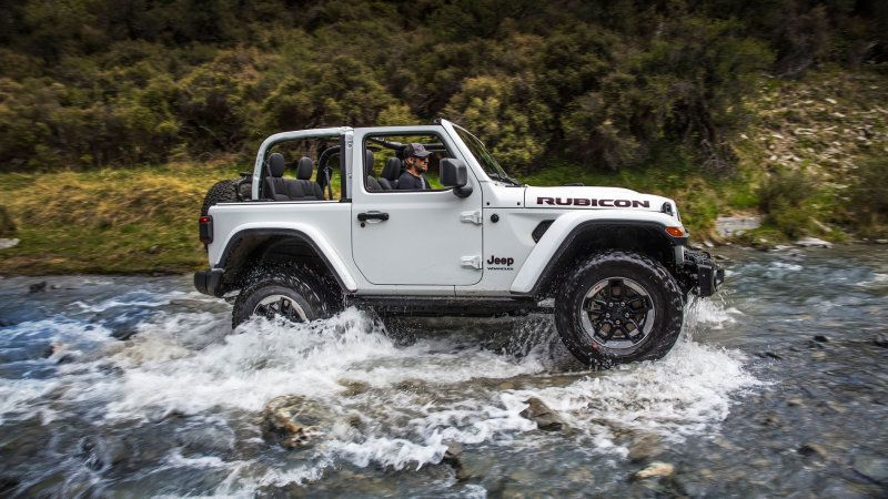 2019 Jeep Wrangler Rubicon Off Road Suv Review Opinion Jeep