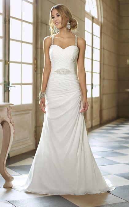 Wedding Dress | Low Back Wedding Dress | Stella York