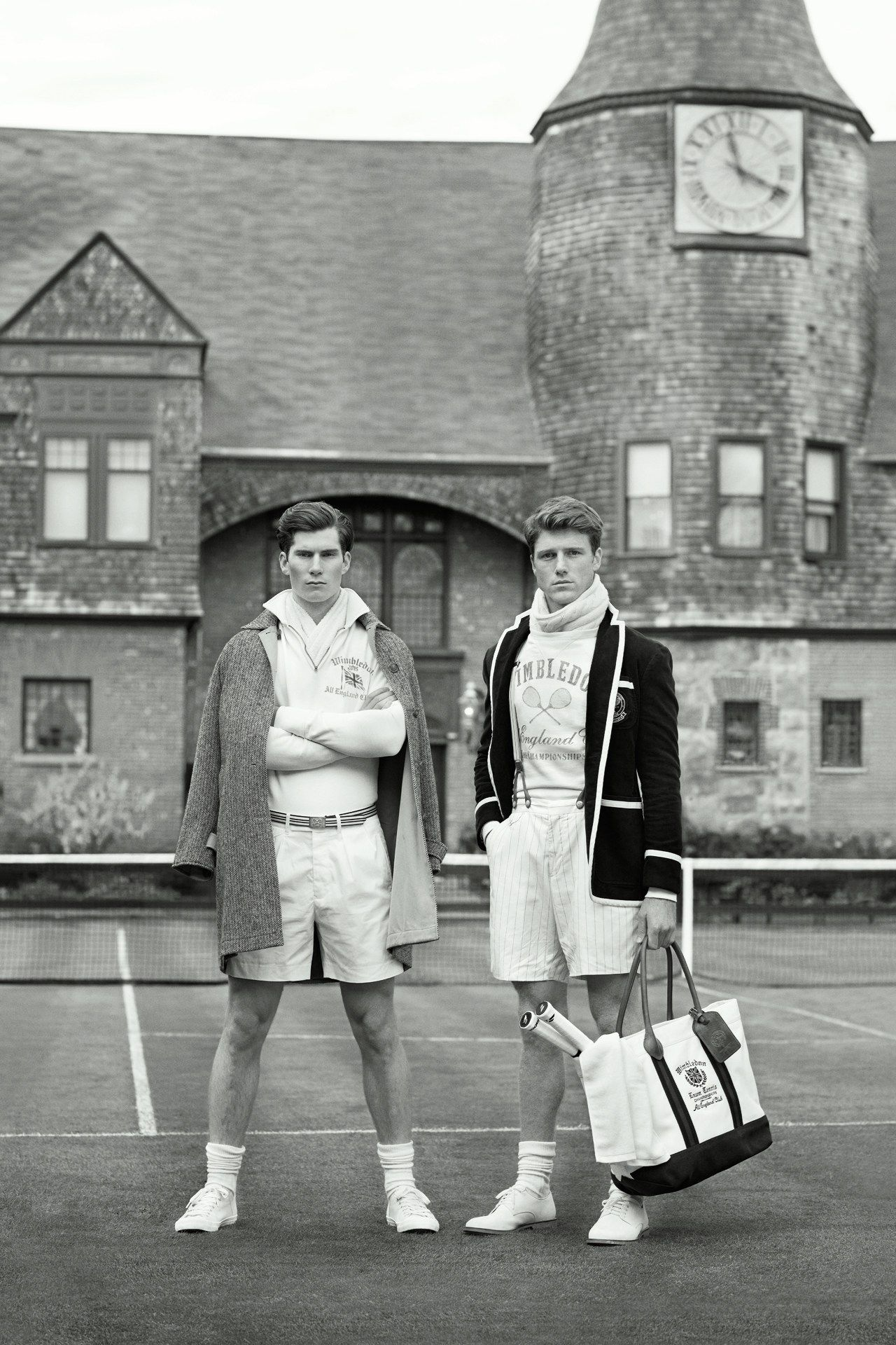 """If Gatsby played tennis, you'd have Ralph Lauren's 10th ..."