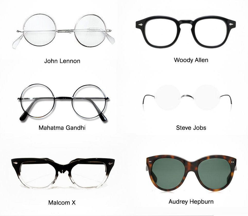 More often than not, spectacles become an integral part of the identity of  a person