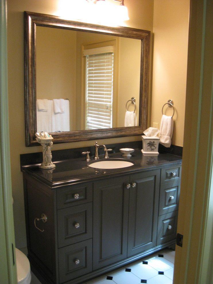 Ralph Lauren Metallic Paint Bathroom Traditional With Bathroom .