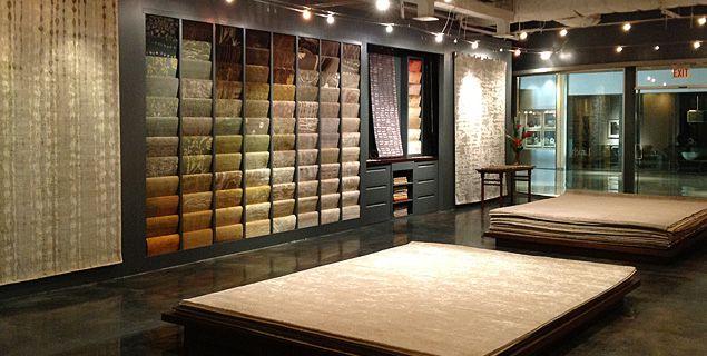 Atelier Lapchi Handmade Custom Carpets Rugs Los