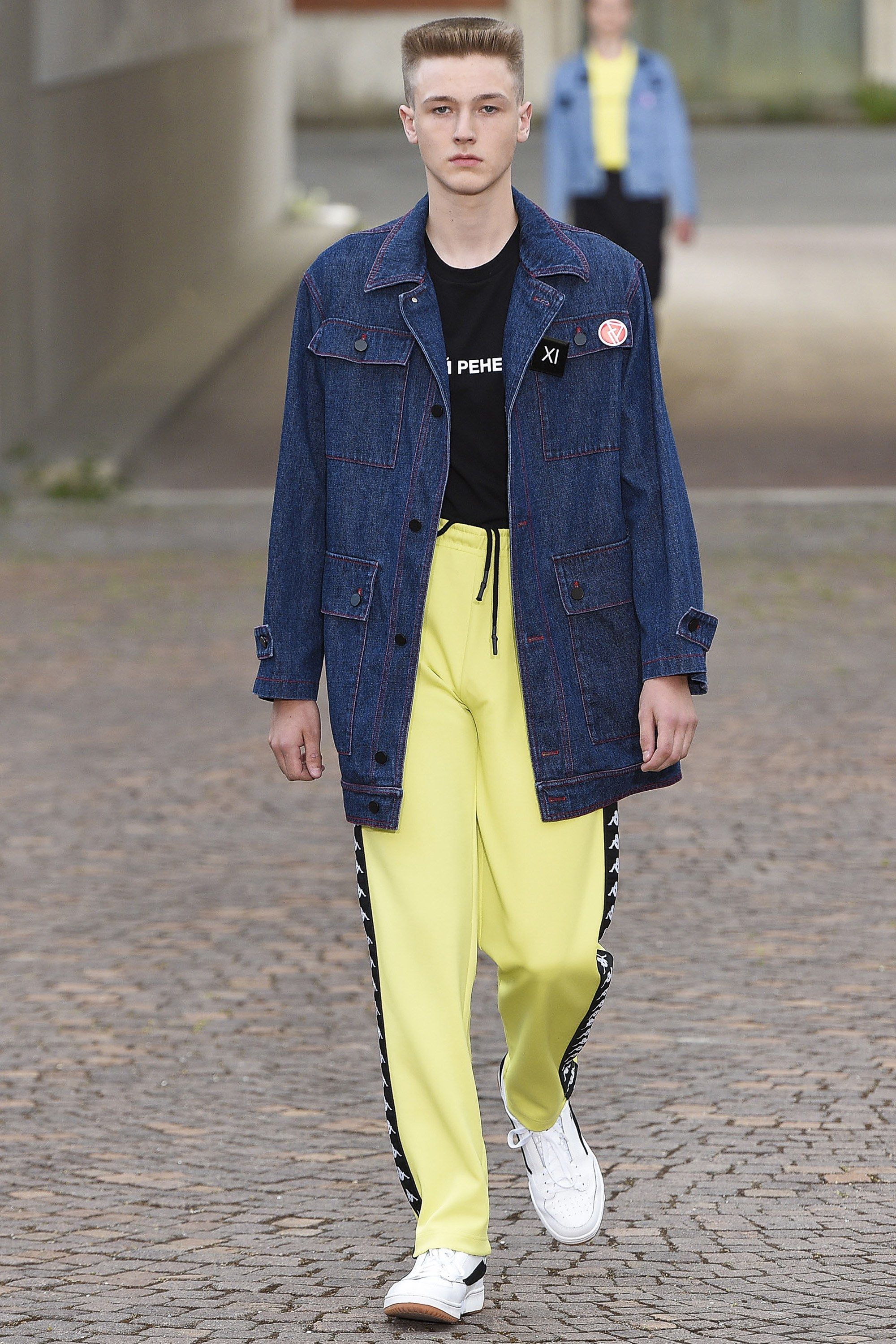 fa6b18f615 Gosha Rubchinskiy Spring 2017 Menswear Collection Photos - Vogue