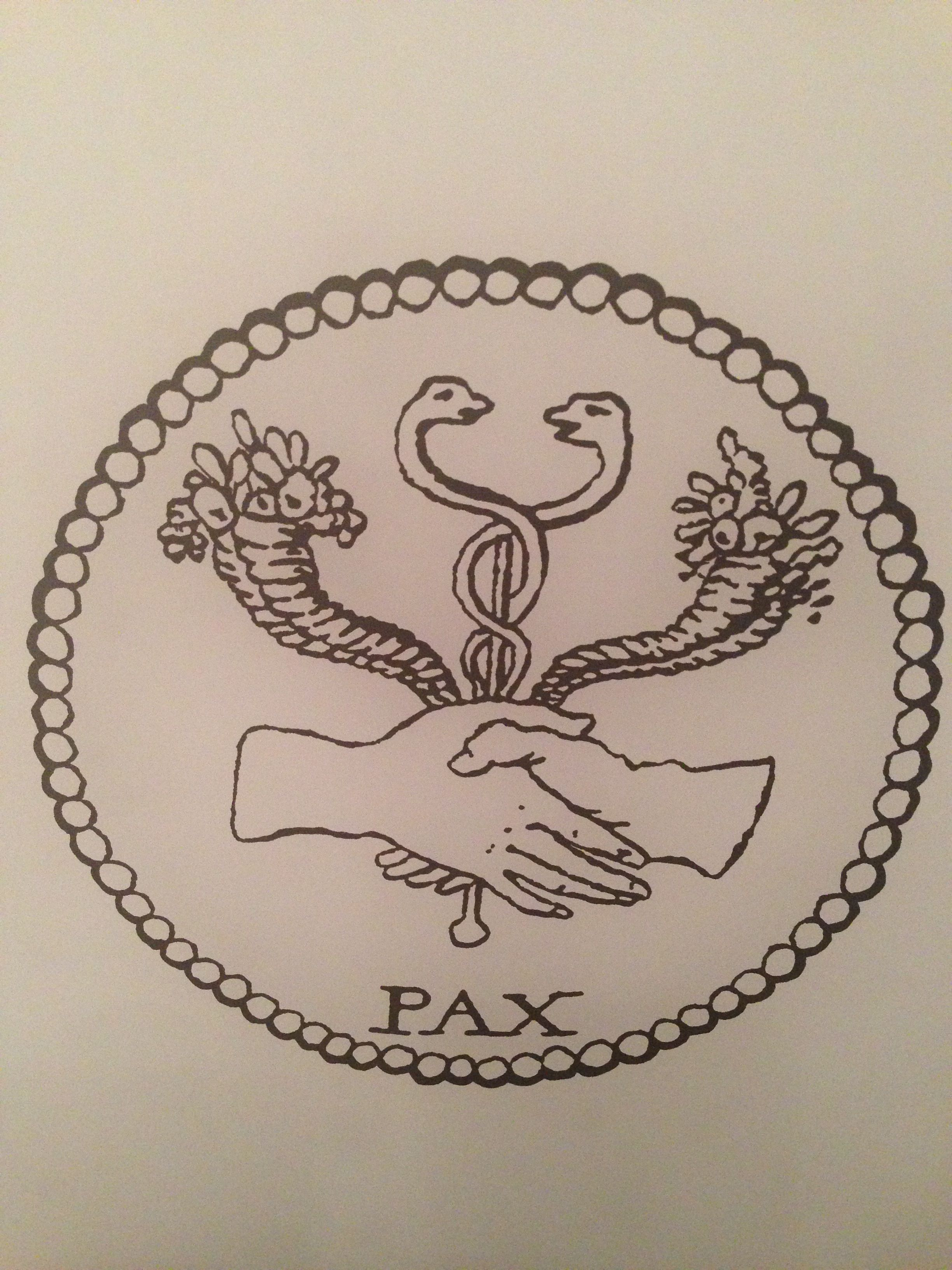 Necessary phrase... ancient latins illustration question Has