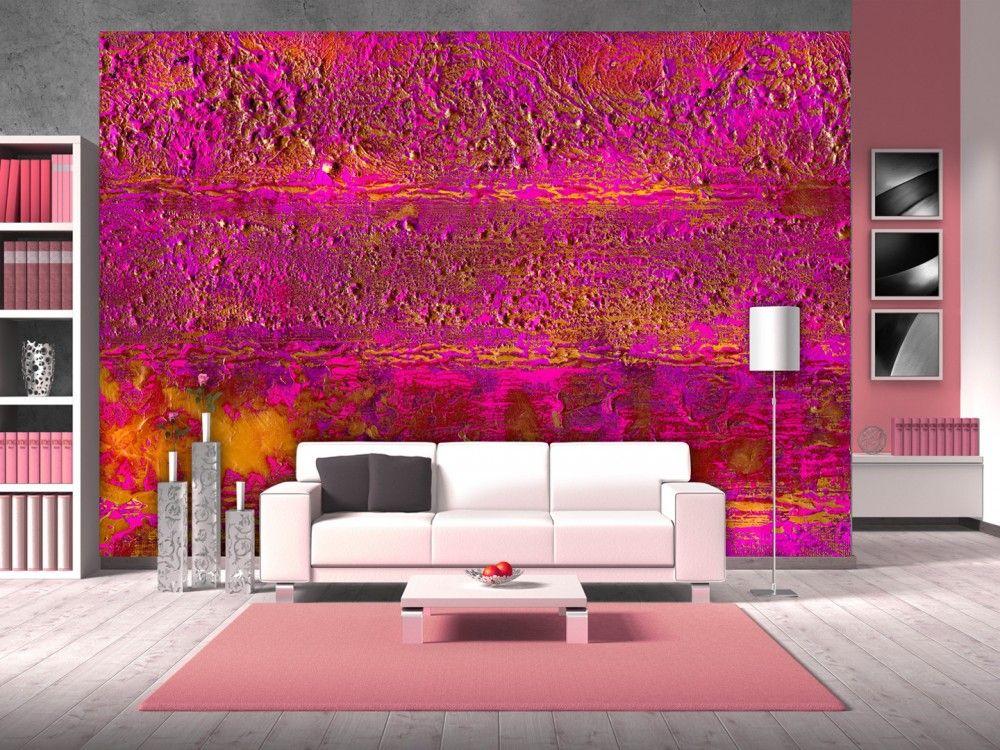 Fotomural barato Pink Offensive - decoración original de pared ...