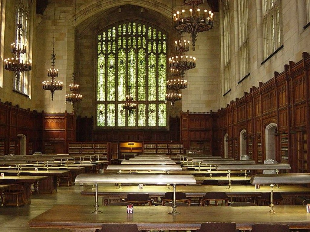 Biblioteca de Direito da Universidade de Michigan