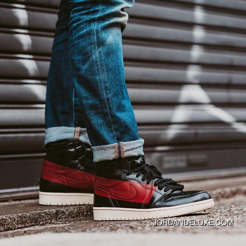 Air Jordan 1 Retro High Og Defiant Couture Bq6682 006 Black