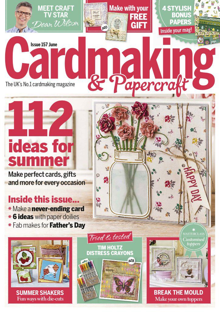 Get A Free Issue Of Cardmaking Download The App From Itunes Paper