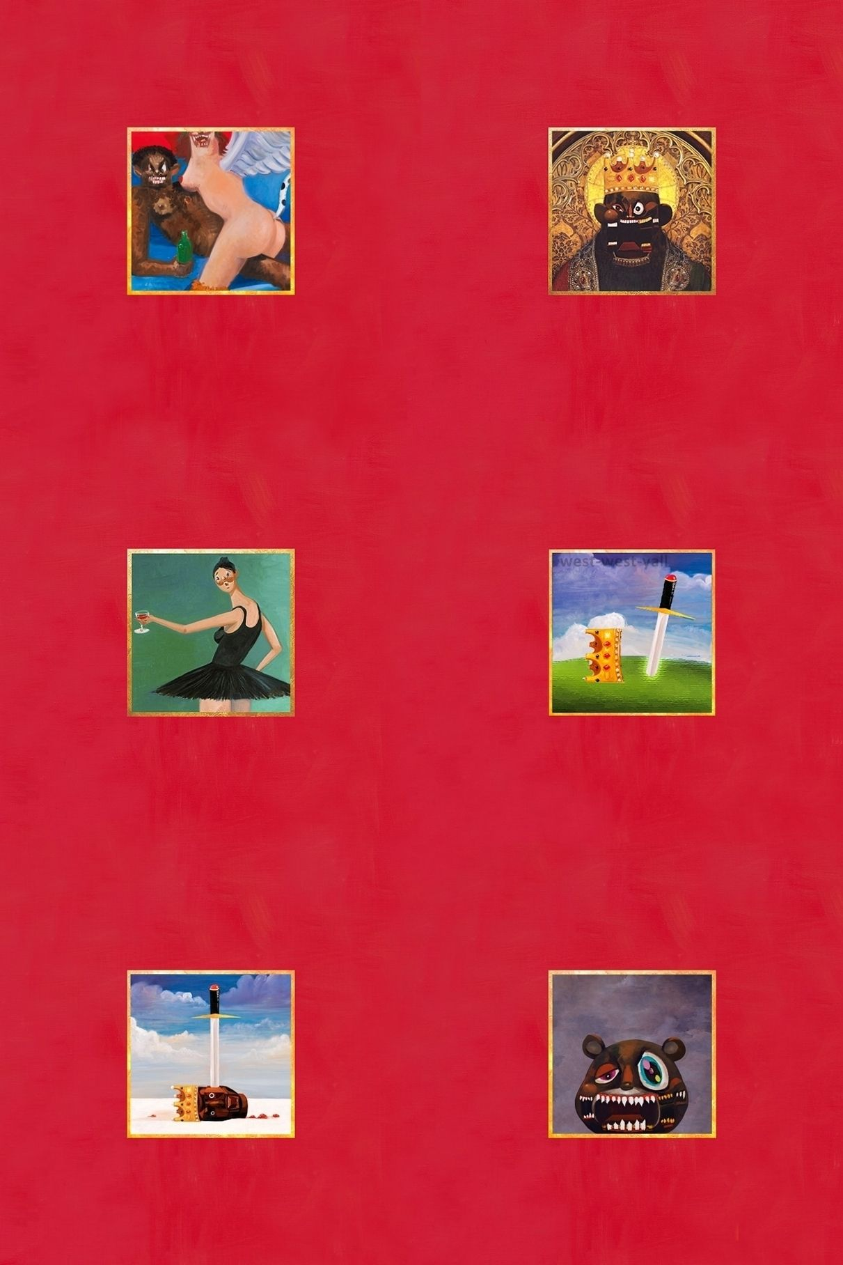 I Will Not Check Your Mixtape Video In 2020 Kanye West Wallpaper Beautiful Dark Twisted Fantasy Rap Wallpaper