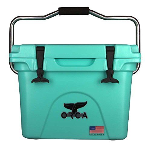 Orca Cooler Orcsfsf020 Orcsfsf020 Seafoam 20 Quart Cooler You Can Find Out More Details At The Link Of The Image Orca Cooler Cooler Orca