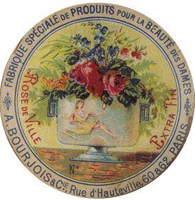 History – Bourjois Paris – maquillage, cosmétique et beauté