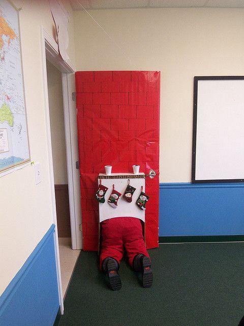 Classroom Door Christmas Door Decorations Christmas