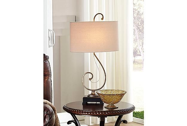 Table lamps ashley furniture homestore
