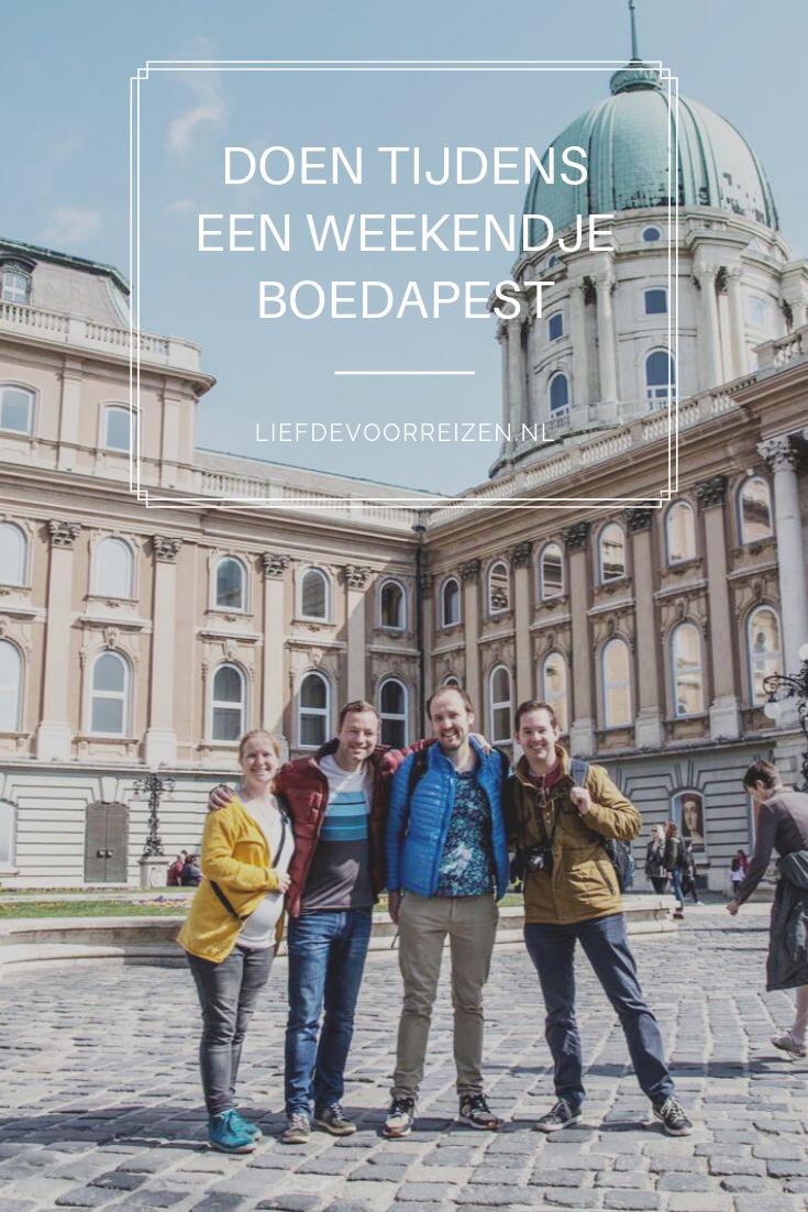 Weekendje Boedapest Reisblog Over Boedapest In Hongarije Boedapest Reisideeen Boedapest Hongarije