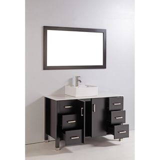 for bathroom round ava virtu your with sink cool set espresso inch vanity design units