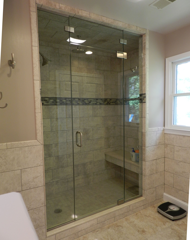 Steam Shower Doors Glass Frameless   http://sourceabl.com   Pinterest