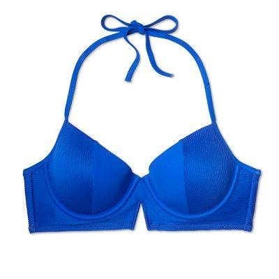 c36c000c32290 Women s Cabana Light Lift V Wire Ribbed Bikini Top - Shade ...
