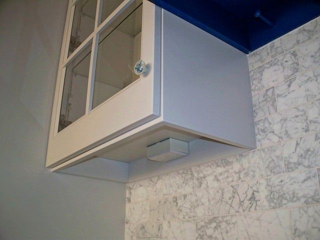 Electrical Outlet Under The Cabinet Kitchen