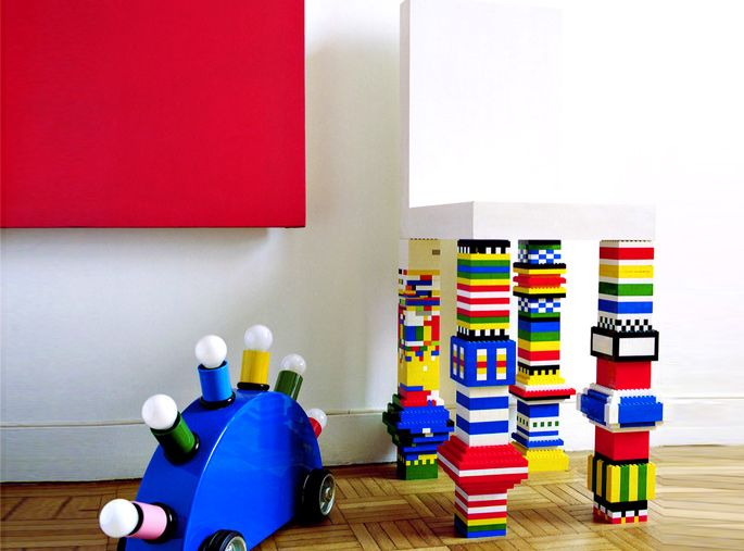 21 Insanely Cool Diy Lego Furniture And Home Decor Creations