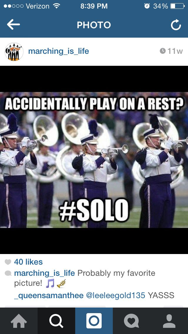 Yaassss Marching Band Humor Funny Marching Band Quotes Marching Band Quotes
