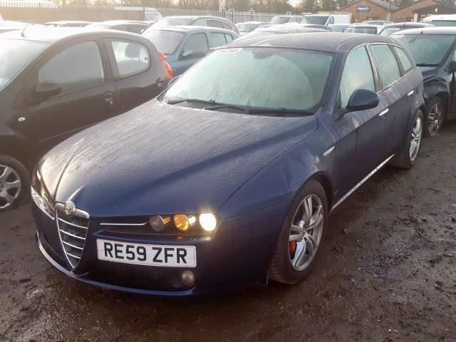 2010 Alfa Romeo 159 Lusso For Sale At Copart Uk Salvage Car Auctions In 2020 Salvage Cars Car Auctions Car