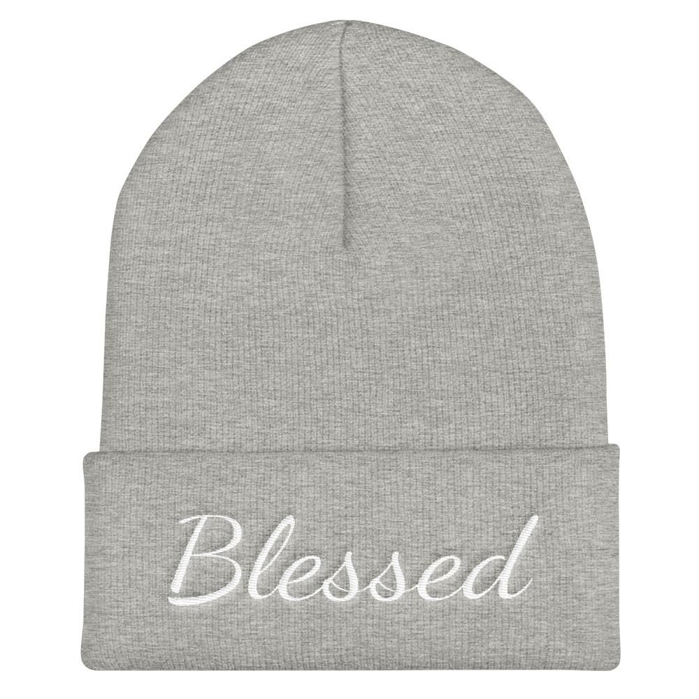 Blessed Oneness Cuffed Beanie in 2018  968a97779521