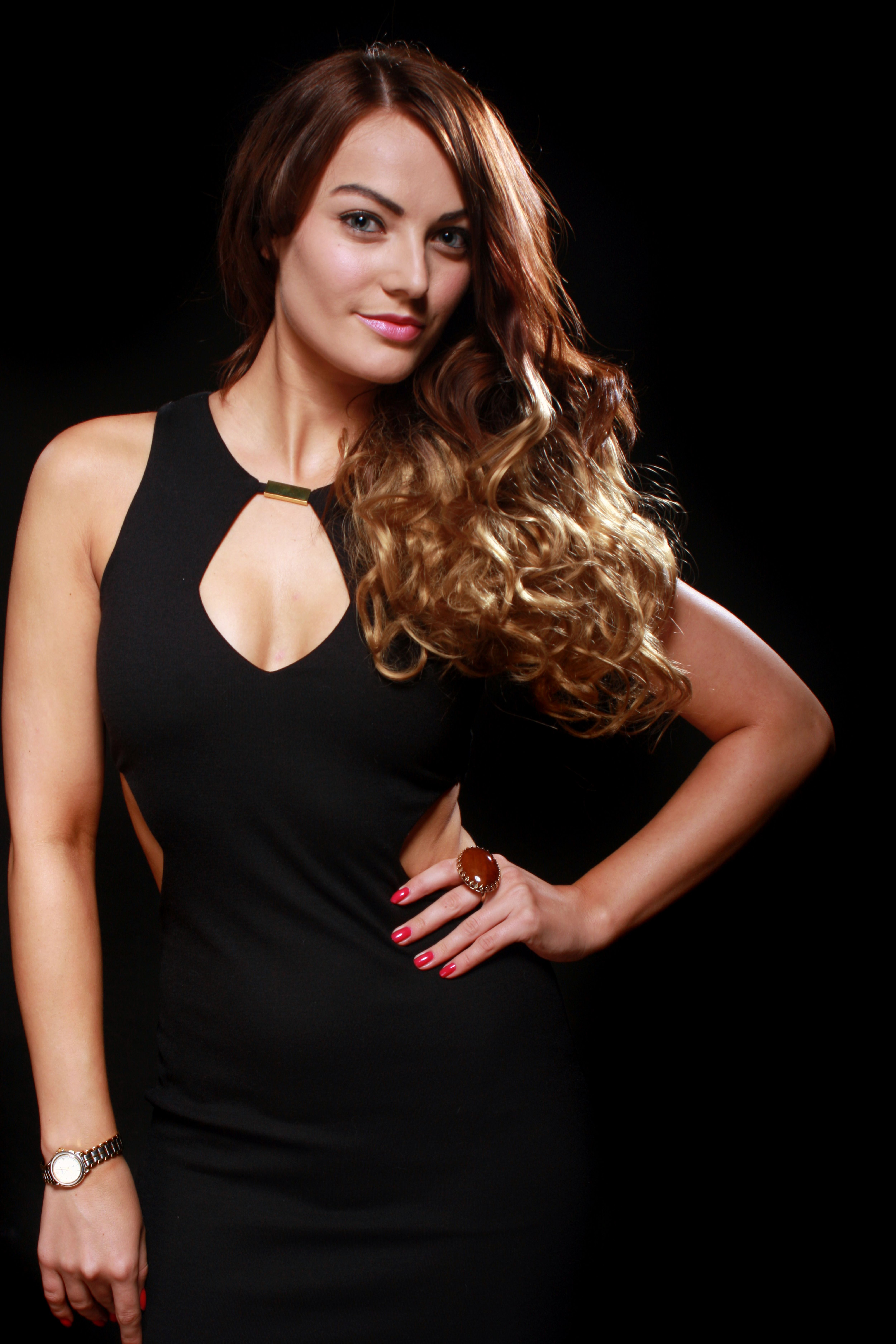 Fame Ombre Quadweft Clip In Hair Extensions Set Famehairextensions