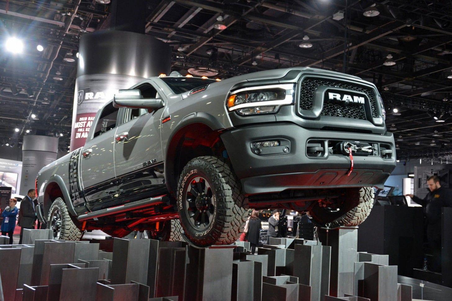 2021 Ram 3500 Diesel Redesign Dodge ram 2500, Trucks for