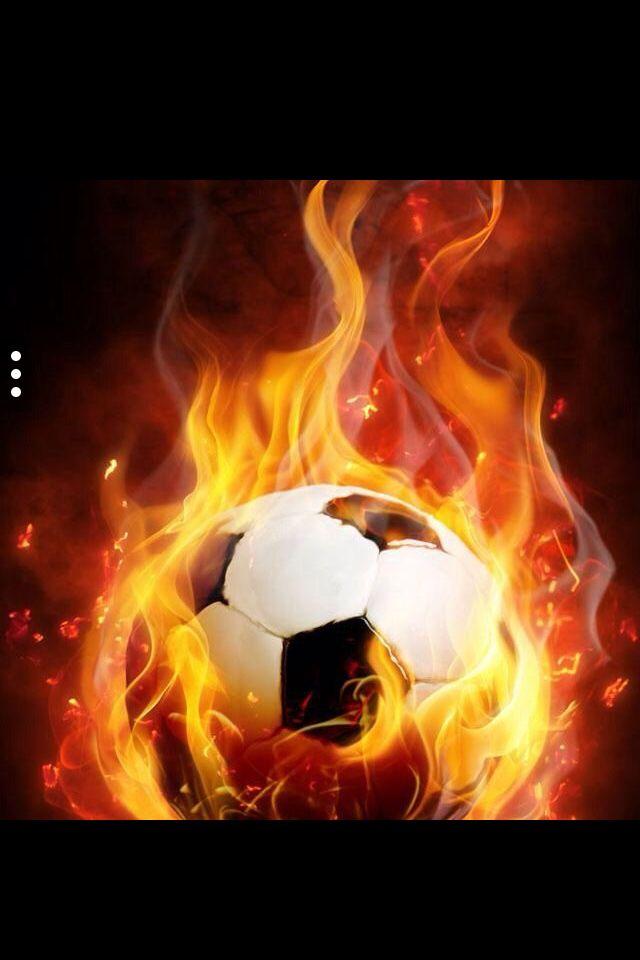 Another Cool Soccer Ball Soccer Backgrounds Soccer Ball Soccer Art