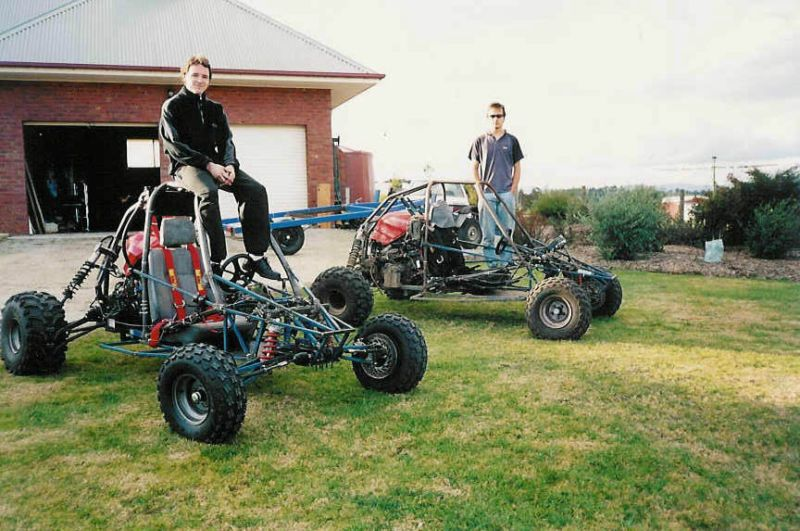 how to build your own off road buggy