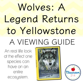 Wolves Of Yellowstone Worksheet Answer Key | schematic and ...