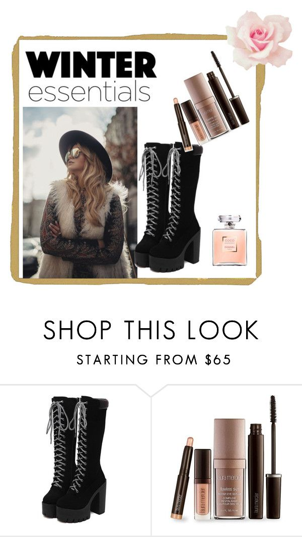 """""""Women fashion"""" by muhamed-hodzic ❤ liked on Polyvore featuring Laura Mercier"""