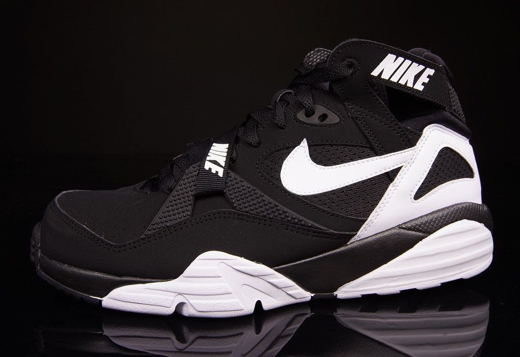 Nike Air Trainer Max  91 Black White-Black 309748-004. I  may  have had  these. The velcro straps look familiar. 548f01a03