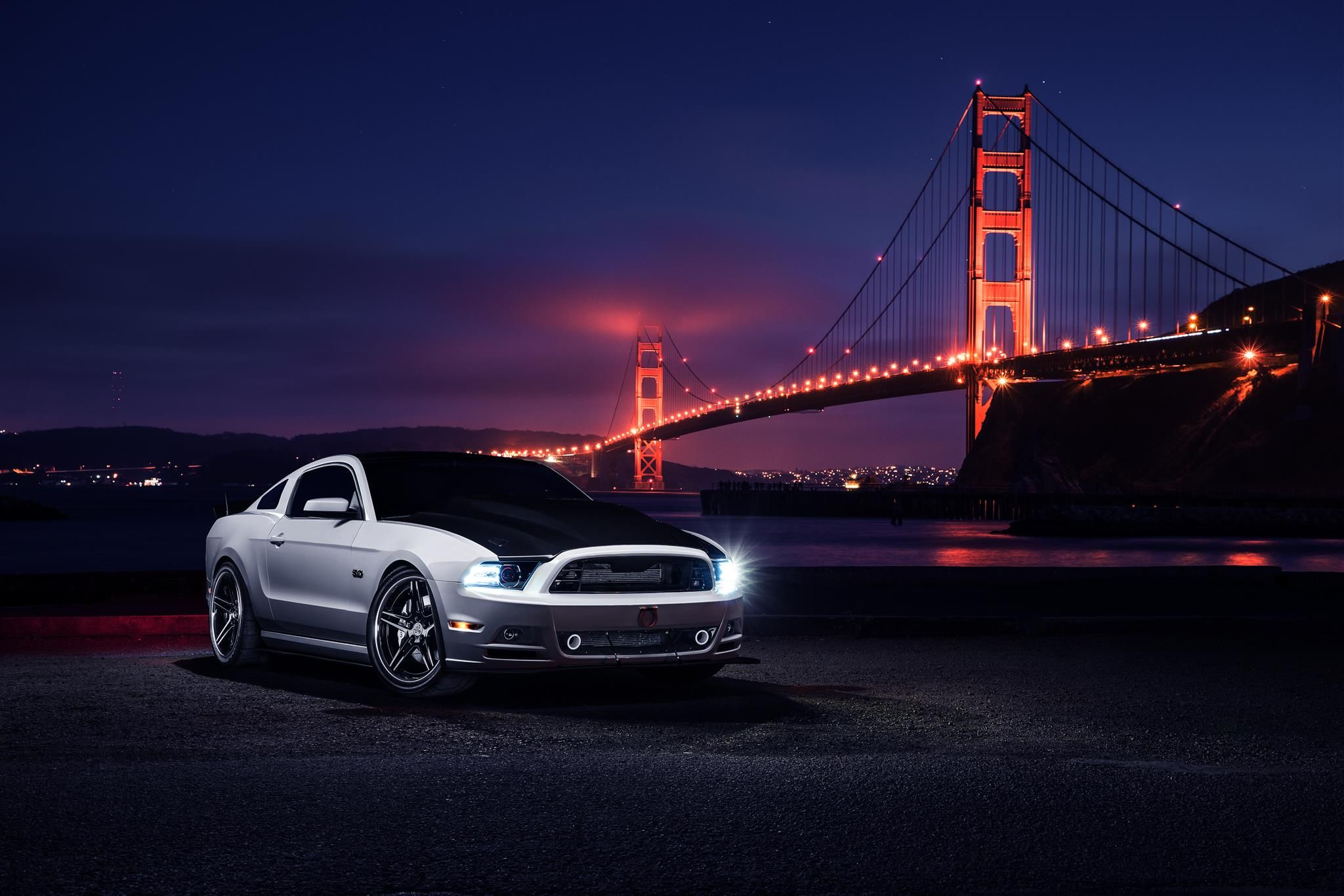 Ford Mustang Luxury 5 Split Concave Aristo Collection Photo 166488 Ford Mustang Mustang Car Wallpapers