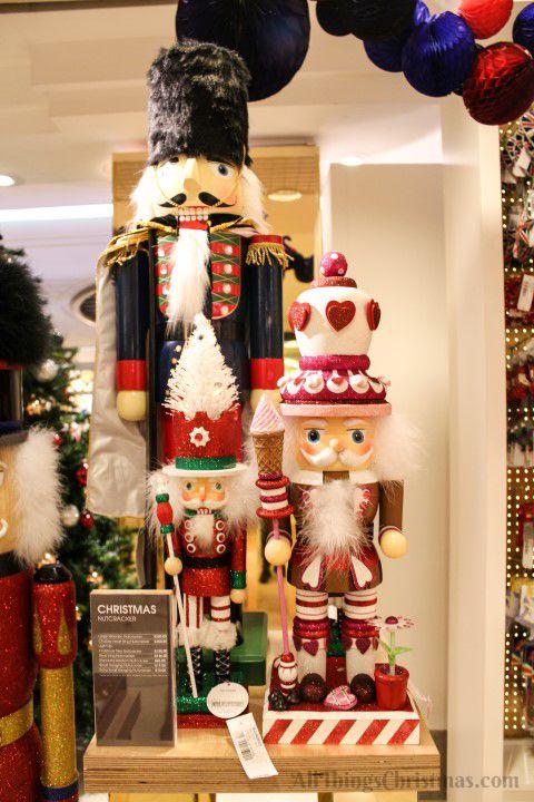 Inside Selfridges Christmas Shop Photos From Allthingschristmas Com Christmas Holida Christmas In England London Christmas Nutcracker Christmas Decorations