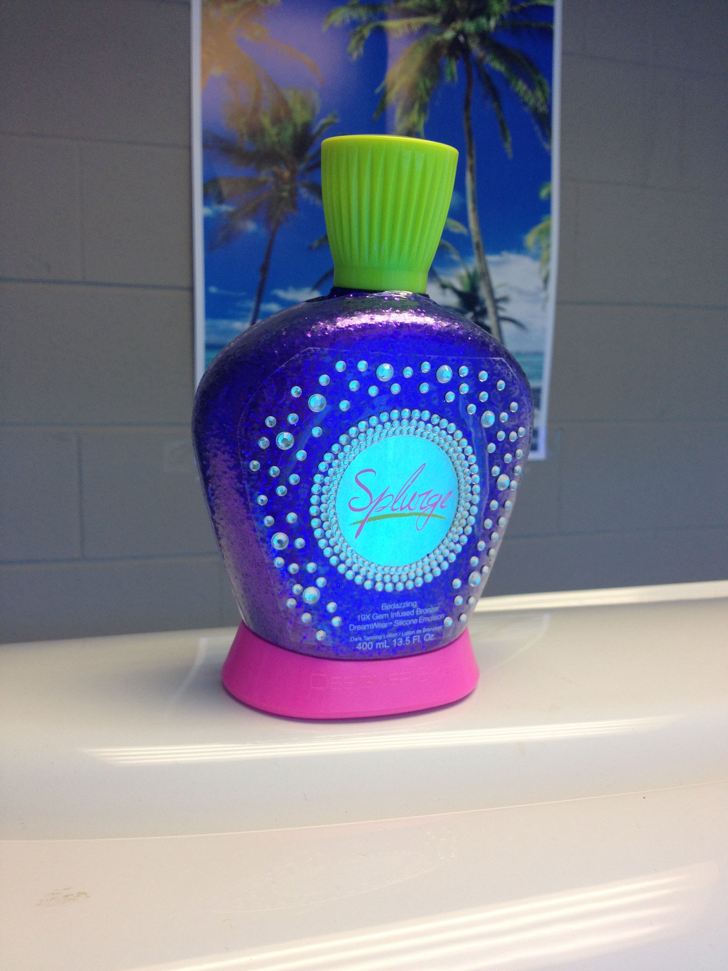 Best Tanning Bed Lotion 2019 Splurge! Best tanning bed lotion & it smells so good! :) | Tanning