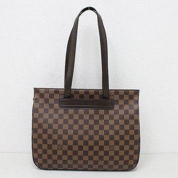 d009c035cd9c9 Louis Vuitton Damier Parioli Pm Damier Ebene Tote Bag. Get one of the  hottest styles of the season! The Louis Vuitton Damier Parioli Pm Damier  Ebene Tote ...
