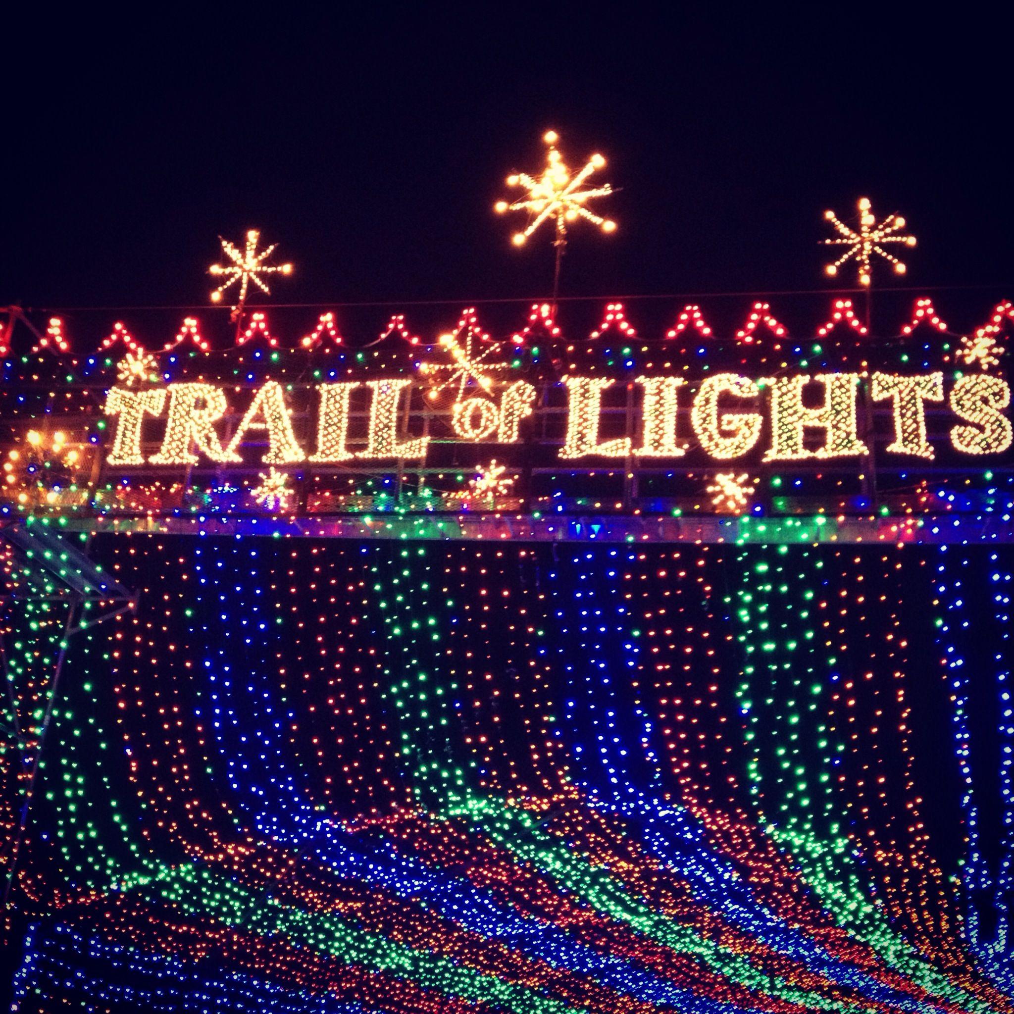 Trail Of Lights Oh Hey Light Trails Lights Christmas Lights